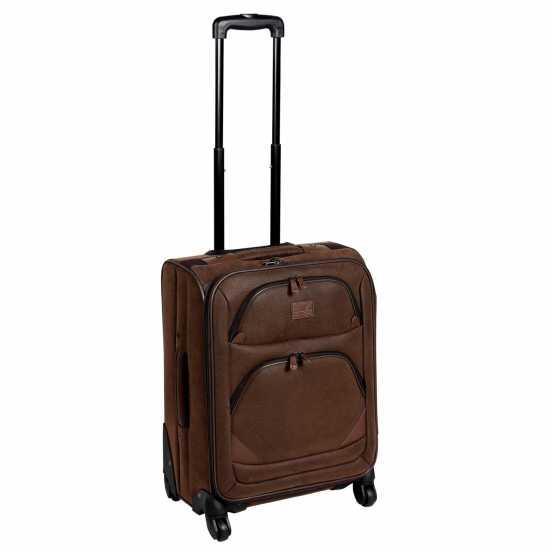 Kangol Куфар С 4 Колела 4 Wheel Suitcase 22in/55.5cm Куфари и багаж
