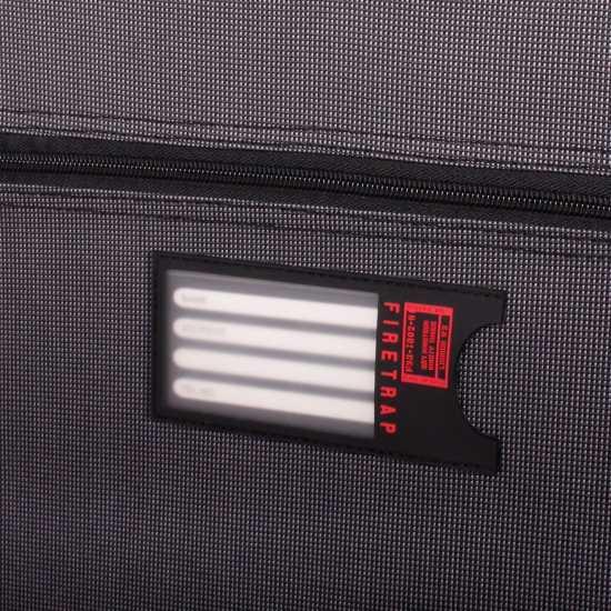 Firetrap Мек Куфар Soft Suitcase 26in/65cm Куфари и багаж