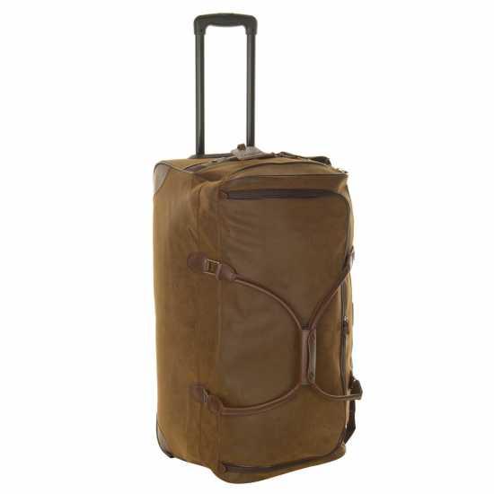 Kangol Чанта Chocolate Wheelie Holdall Set 3pc Set Куфари и багаж