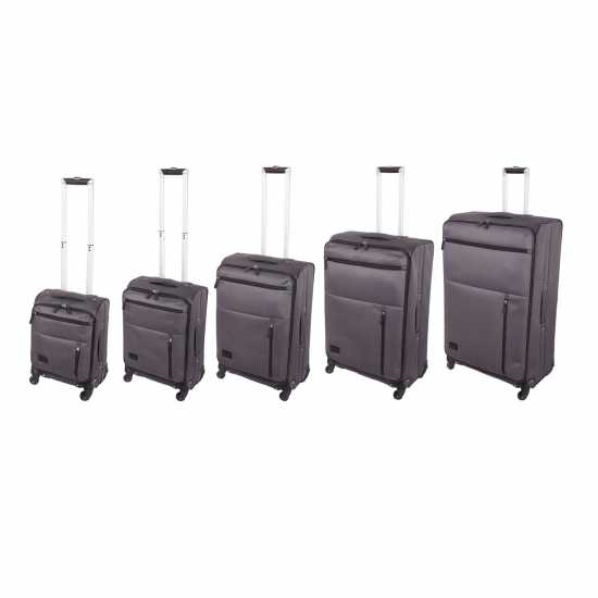 Firetrap Комплект Куфари Soft Case Set Grey Куфари и багаж