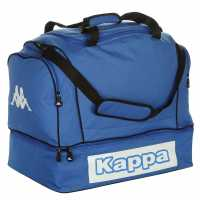 Kappa Сак Hard Base Duffle Bag Blue Сакове