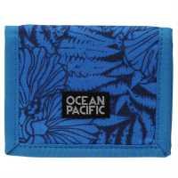 Ocean Pacific Портмоне Ripstop Wallet AOP Tropical Портфейли