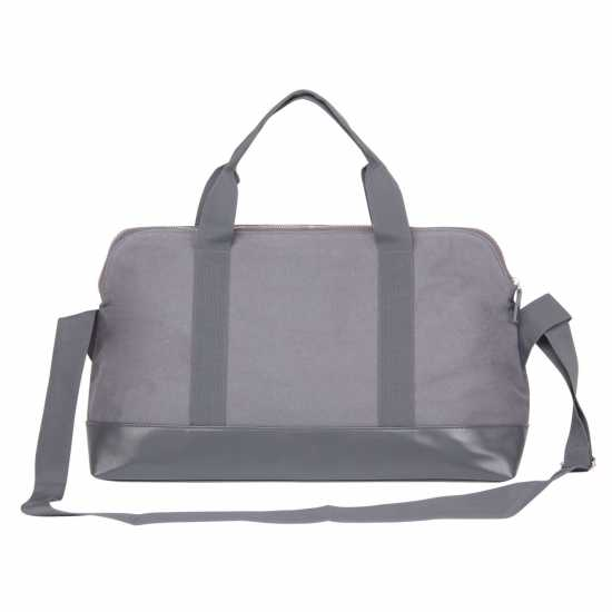 Lee Cooper Travel Holdall Grey Сакове за фитнес