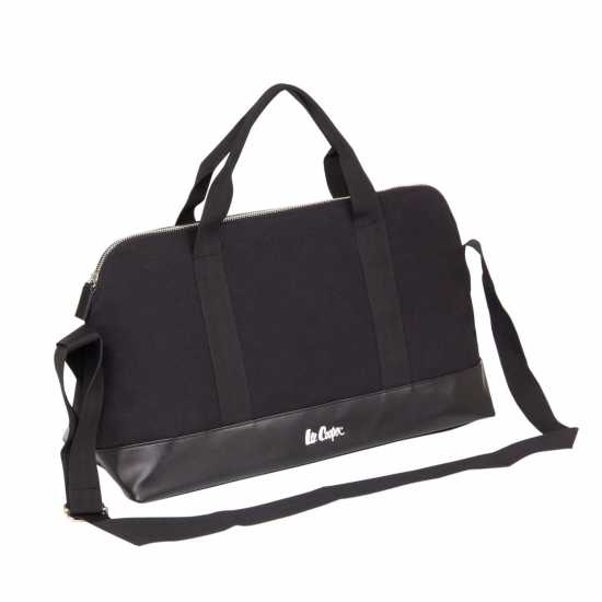 Lee Cooper Travel Holdall Black Сакове за фитнес