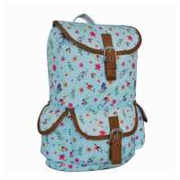 Miso Раница Канава Canvas Backpack 74 Summer Sky Дамски чанти