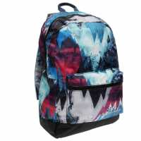 Oneill Coastline Graphic Backpack Blue AOP Дамски чанти