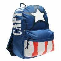 Character Класическа Раница Classic Backpack Captain America Раници