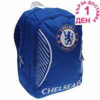 Team Football Backpack Chelsea Ученически раници