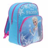 Character Раница С Джоб Pocket Rucksack Disney Frozen Ученически раници