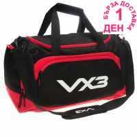 Vx-3 Core Kit Bag Black/Red Сакове за фитнес