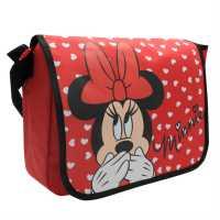 Character Пощальонска Чанта Messenger Bag Minnie Чанти през рамо