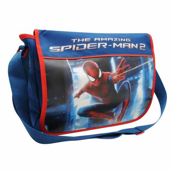 2a67642aa4e Character Пощальонска Чанта Messenger Bag Spiderman Чанти през рамо