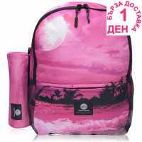 Hot Tuna Tuna Galaxy Starb/p93 Pink Sunset Ученически раници