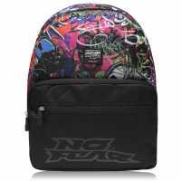 No Fear Раница Graffiti Backpack  Ученически раници