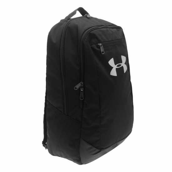 Under Armour Раница Hustle Backpack Black Ученически раници