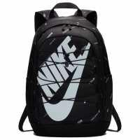 Nike Haywrd Aop Bpack94 Black/White Ученически раници