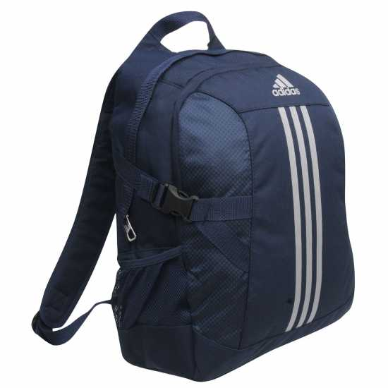Adidas Power 4 Backpack Navy White Раници 91af305281afd