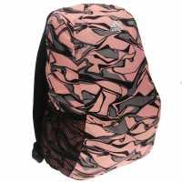 Adidas Класическа Раница Core Classic Backpack Orange/Grey Дамски чанти