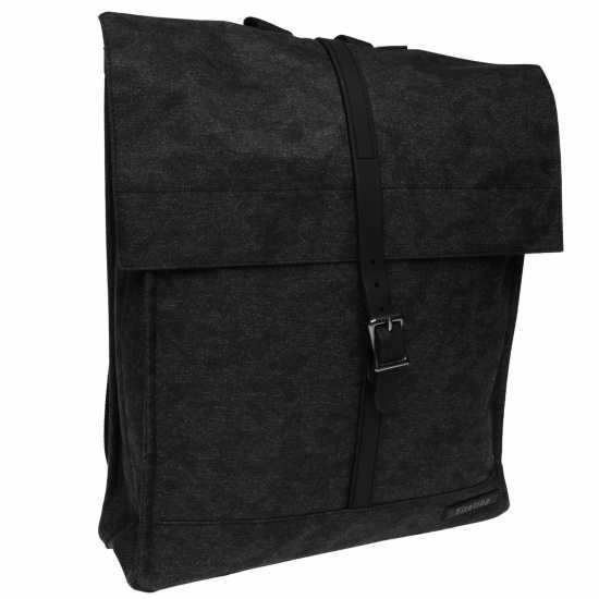 e6dfcc89bd7 Firetrap Раница Херингова Кост Herringbone Backpack Charcoal/Black Раници