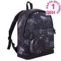 Hot Tuna Раница Galaxy Backpack Black/White Ученически раници