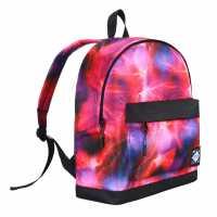 Hot Tuna Раница Galaxy Backpack Pink Lightning Ученически раници