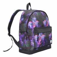 Hot Tuna Раница Galaxy Backpack Cosmic Purple Ученически раници