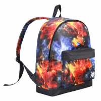 Hot Tuna Раница Galaxy Backpack Orange Fusion Ученически раници