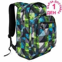 Hot Tuna Раница С Щампа Print Backpack Surf Chevron Раници