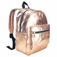 Miso Cosmo Backpack Metallic Gold Дамски чанти