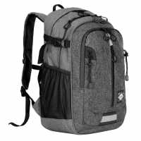 Hot Tuna Trekker Backpack Grey Marl Ученически раници