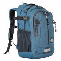 Hot Tuna Trekker Backpack Blue Marl Ученически раници