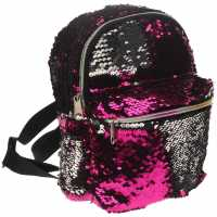 Miso Sequin Small Backpack Pink Дамски чанти