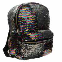 Miso Sequin Medium Backpack Rainbow Дамски чанти