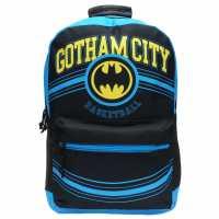 Character Batman Backpack Gotham City Ученически раници