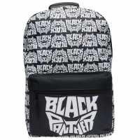 Character Раница За Мъже Backpack Mens Black Panther Ученически раници
