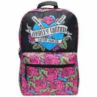 Character Раница За Мъже Backpack Mens Harley Quinn Ученически раници