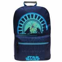 Character Раница За Мъже Backpack Mens Star Wars Dual Ученически раници
