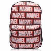 Character Marvel Backpack Marvel Logo Ученически раници
