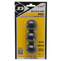 Dunlop Squash Balls Double Yellow Скуош