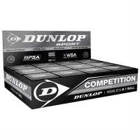 Dunlop Squash Balls Single Yellow Топки за скуош
