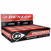 Dunlop Squash Balls Progress Топки за скуош
