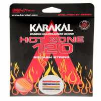 Karakal Hot Zone Squash Strings Orange Скуош