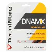 Tecnifibre Sq Dnamx Str 1.20 Sn02 Black Скуош