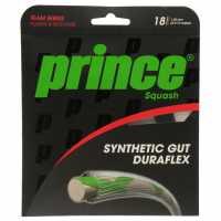 Sale Prince Duraflex Synthetic Gut Squash String Black Скуош