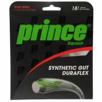 Prince Duraflex Synthetic Gut Squash String White2 Скуош
