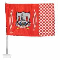 Official Cork Gaa Car Flag  Аксесоари за коли
