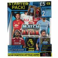 Match Attax Starter Pack 2018 2019 Multi Подаръци и играчки