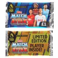 Match Attax Pro Collector Binder Multi Футболни аксесоари