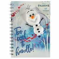 Character Frozen 2 A5 Notebook Olaf Канцеларски материали