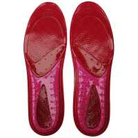 Slazenger Perforated Gel Insoles Juniors Pink Стелки за обувки